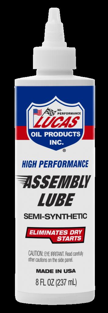 Olio Assemblaggi Semi-Sintetico Lucas Oil Lubrificanti